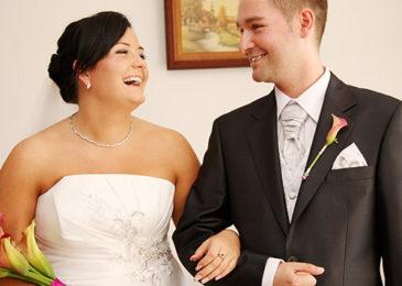 Joanna i Sylwester – Ślub