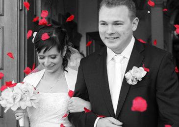 Urszula i Paweł – Ślub